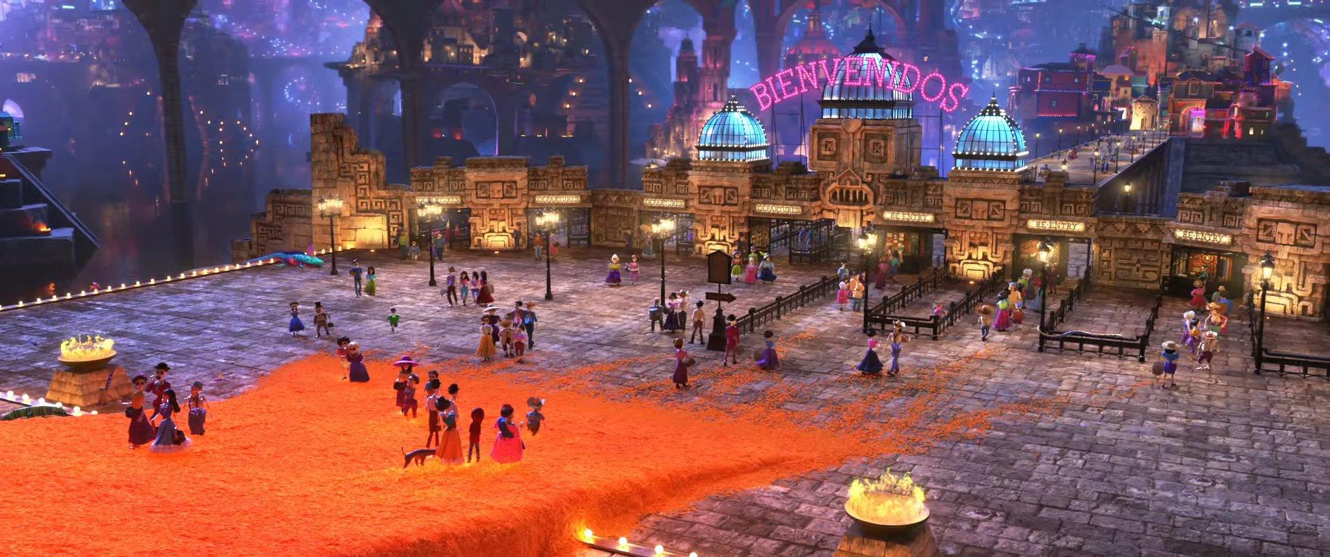 Imagen - Coco Dead's Entrance.jpg   Disney Wiki   FANDOM ...