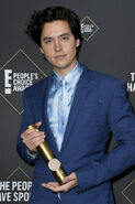 Cole Sprouse Peoples Choice Awards19