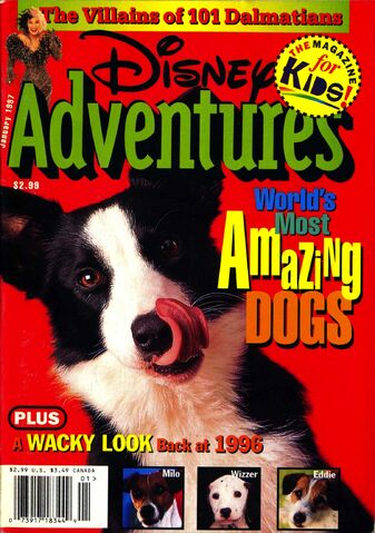File:Disney adventures january 1997 cover amazing dogs.jpg