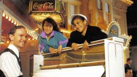 Disneyland Rod Miller - Coke Corner Ragtime (1 2)-0