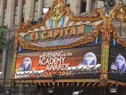 El Capitan Theatre 2009 Academy Awards