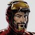 Iron Man perfil