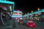 Lightning and Mater Cars Land 02