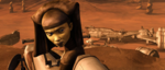 Luminara on Geonosis again