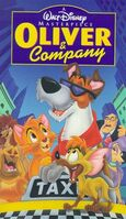 OliverAndCompany MasterpieceCollection VHS