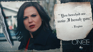 Once Upon a Time - 5x22 - Only You - Regina - Quote
