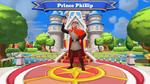 Prince Phillip Disney Magic Kingdoms Welcome Screen