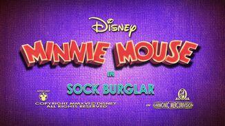 Sock Burglar