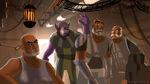 The Lost Commanders Concept Art 16