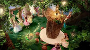 Tinker Bell and her Fairy Friends - Disney Cruise Line Commercial