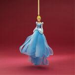 2007 Disney Store Cinderella Christmas Ornament