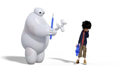 Baymax vs