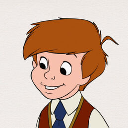Christopher Robin Icon
