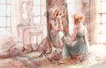 Claire Rapunzel Concept