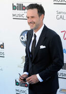 David Arquette Billboard Music Awards