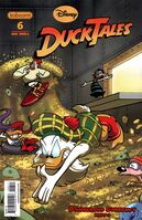 DuckTales (Boom! Studios) Issue 6A