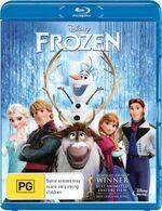 Frozen Australia BD