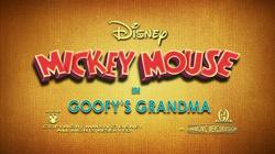 Goofy'sGrandma