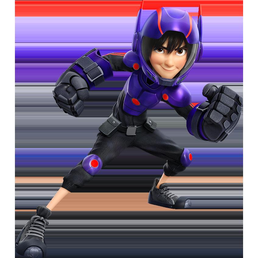 Category Big Hero 6 characters