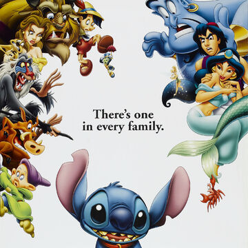 Lilo Stitch Disney Wiki Fandom