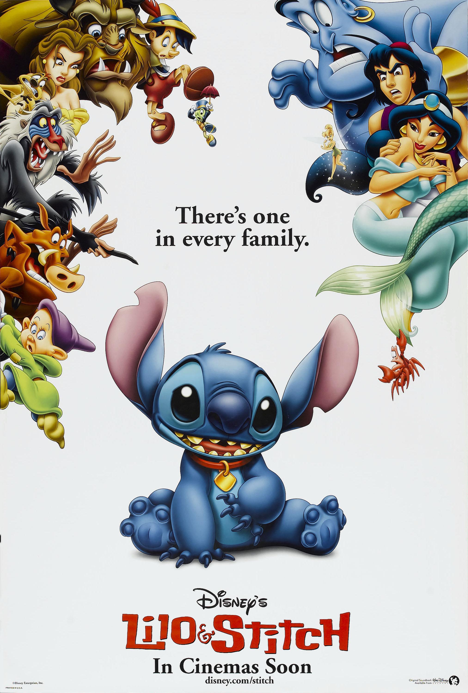 Lilo & Stitch | Disney Wiki | FANDOM powered by Wikia