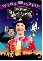 Mary poppins masterpiece dvd