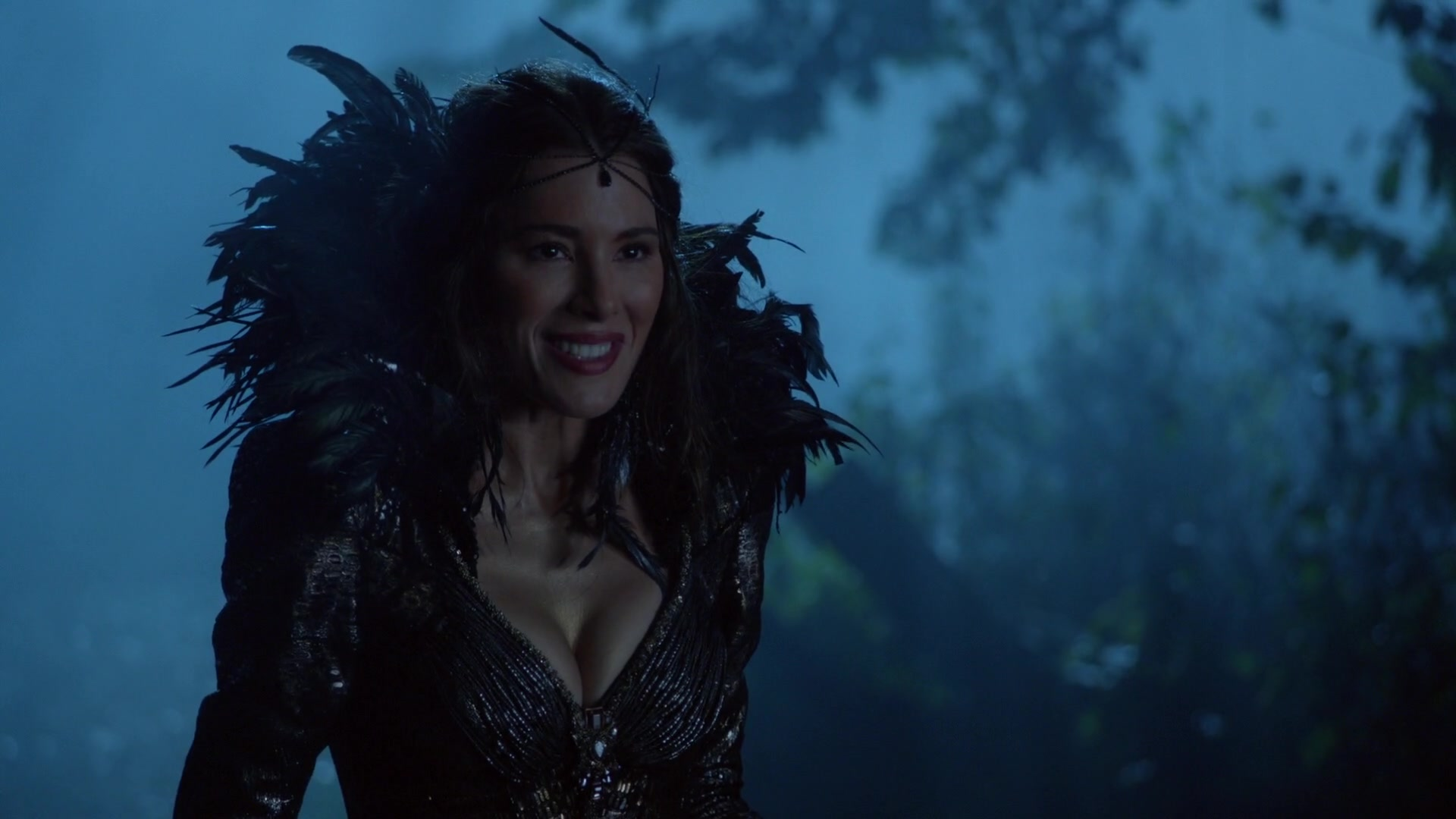 Rumpelstiltskin kills Black Fairy