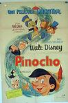 Pinocchio spanish poster