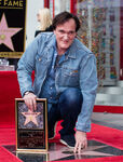 Quentin Tarantino Hollywood Walk of Fame