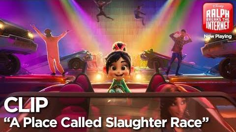 "Ralph Breaks the Internet ""A Place Called Slaughter Race"" Clip"