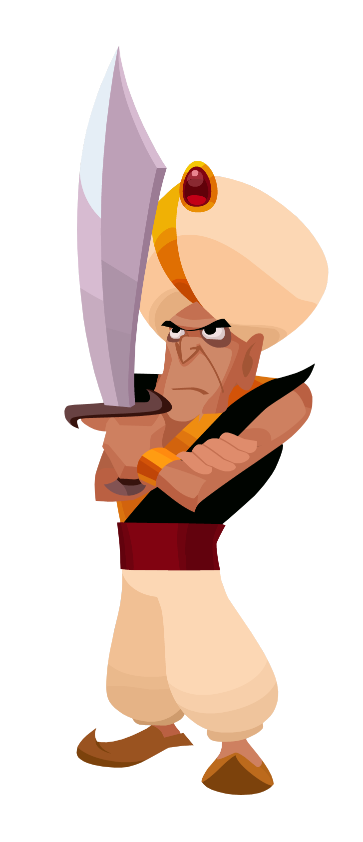 Image - Royal Guard KHX.png   Disney Wiki   FANDOM powered by Wikia for Aladdin Characters Png  56mzq