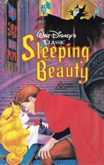 Sleeping Beauty 1988 AUS VHS