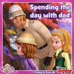 Spending the Day with Dad
