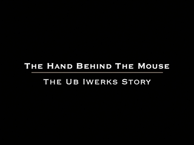 The Hand Behind The Mouse The Ub Iwerks Story Disney Wiki