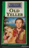 Walt Disney Studio Film Collection - Old Yeller VHS - (Front)