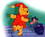 Winnie the Pooh and Woozle