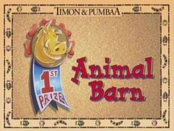 Animal Barn