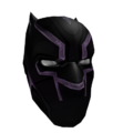 Black Panther Mask (Roblox item)
