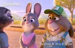 Bonnie und Stu Hopps Promo