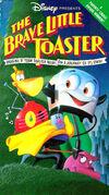 Brave Little Toaster VHS