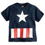Captain America Tee for Boys