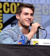 Cody Christian SDCC