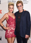 Denis Leary & Elaine Hendrix at SDRnR premiere