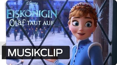Die Eiskönigin Olaf taut auf - Musikclip Eine Zeit voller Freude Disney HD