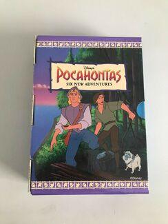 Disney-Pocahontas-Six-New-Adventures-SET-of-Six- 57