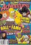 Disney Adventures Magazine Australian cover May 2006