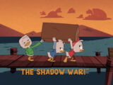The Shadow War!
