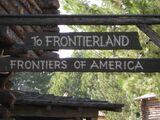 Frontierland (Disneyland)