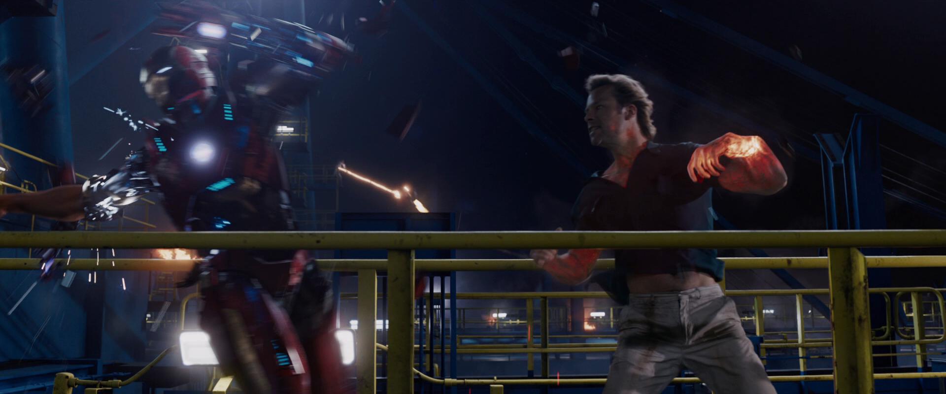 Iron Man Disney Wiki Fandom Powered By Wikia Mcu Controlled Spot Welder