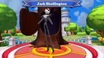 Jack Skellington Disney Magic Kingdoms Welcome Screen